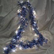Blue-Christmas-Garland