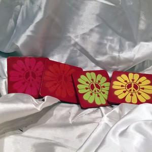Flower-Peace-Coasters