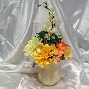 Orange-and-Yellow-Floral-Arrangment