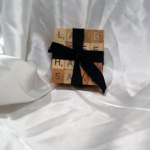 Scrabble-Coaster-Gift